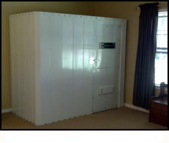 Bolt Together Modular Safe Rooms Arkansas Storm Shelters