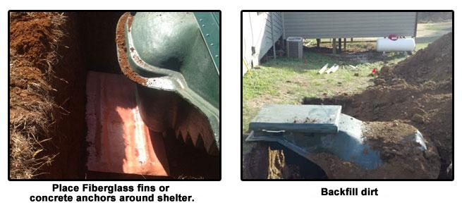 Fiber Glass Storm Shelters Arkansas Storm Shelters