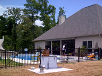 Residential Flat Top Concrete Shelters Arkansas