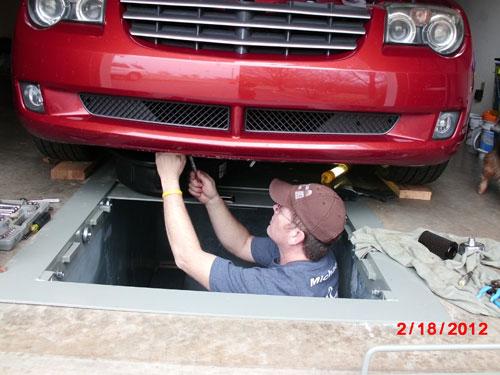 Garage Floor Tornado Shelter Arkansas Carpet Vidalondon