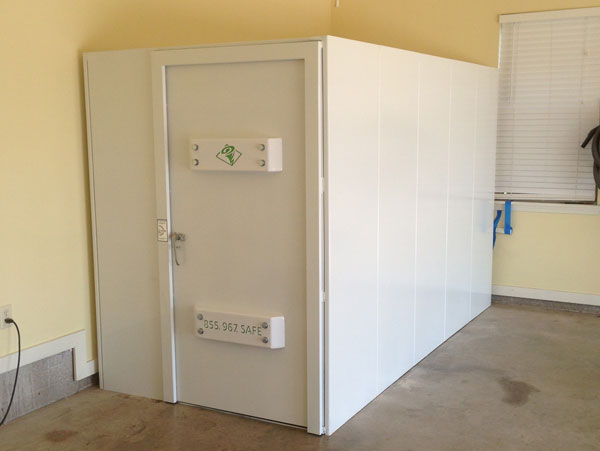 Metal Safe Room Photos Arkansas Storm Shelters