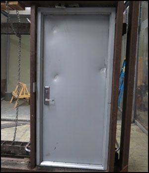 Securall Stormsafe Doors Photo Gallery Arkansas Storm
