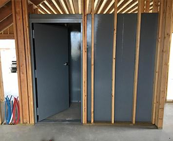Steel Safe Room Arkansas Residential Tornado Safe Rooms