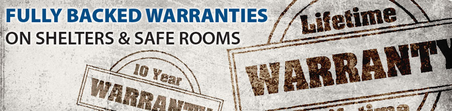 Tornado Shelters & Saferooms Arkansas With Warranty