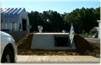 Concrete Storm Shelters Arkansas